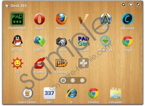 Desk 365 Removal Guide