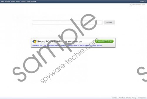 Start.mysearchdial.com Remvoal Guide
