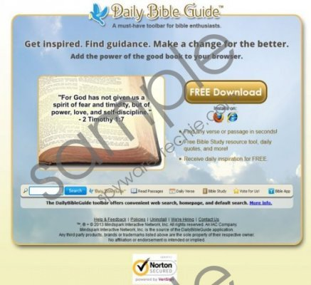 Daily Bible Guide Removal Guide