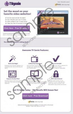TV Genie Removal Guide