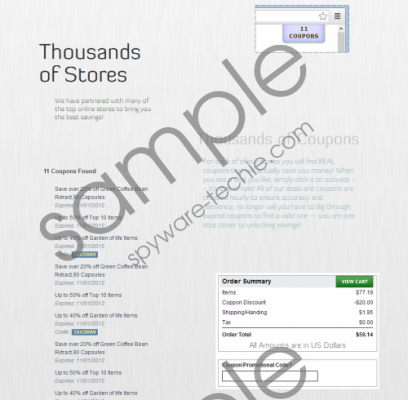 Coupon Matcher Removal Guide