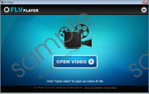 FLV Player Virus Removal Guide