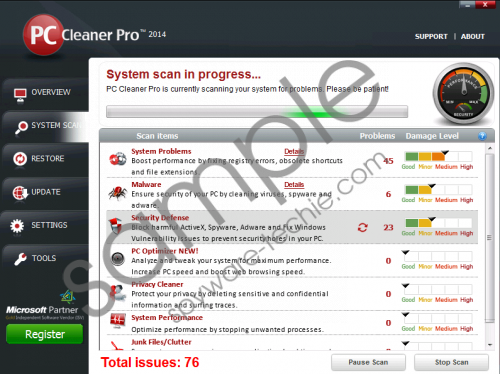 PC Cleaner Pro Removal Guide