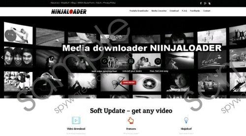NinjaLoader Removal Guide