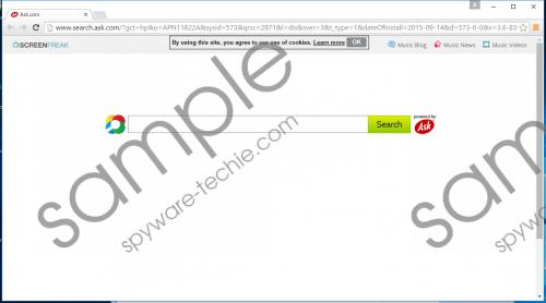ScreensFreak New Tab Removal Guide