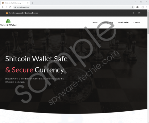 Shitcoin Wallet Removal Guide