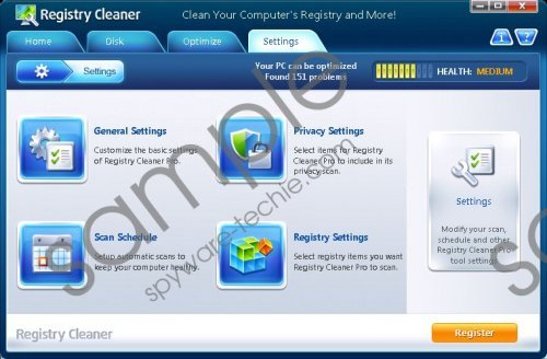 Registry Cleaner Pro Removal Guide and Information