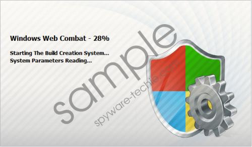 Windows Web Combat Removal Guide