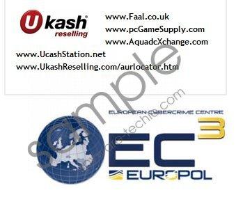 EC3 Europol Virus Removal Guide