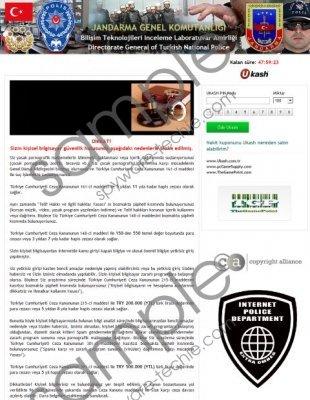 Jandarma Genel Komutanligi Virus Removal Guide