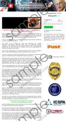 Koordinationsstelle zur bekämpfung der Internet-Kriminalität Virus Removal Guide