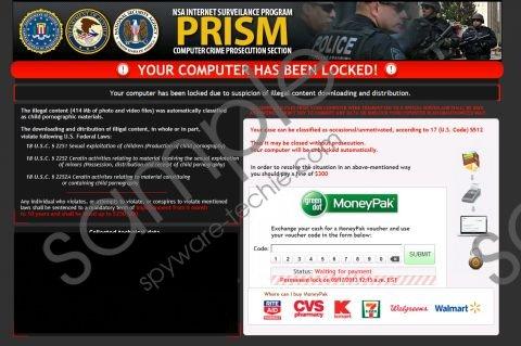 NSA Virus Removal Guide