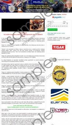 Ravnateljstvo Policije Virus Removal Guide