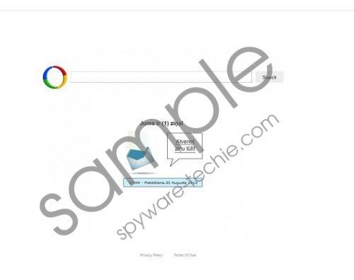Websearch.searchiseasy.info Removal Guide