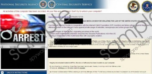 Central Security Service Virus Removal Guide