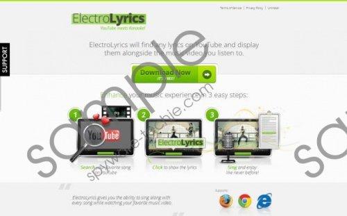 ElectroLyrics Removal Guide