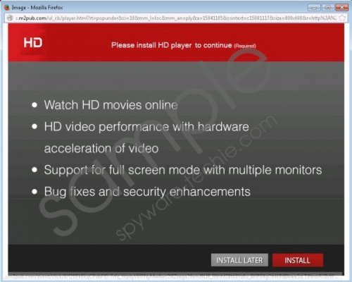 HDVidCodec Removal Guide