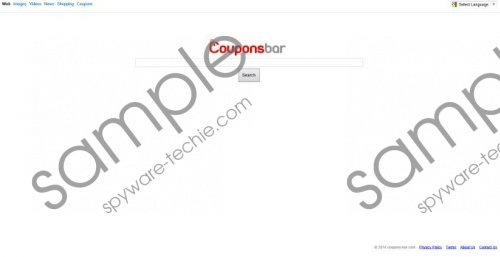 Search.coupons-bar.com Removal Guide
