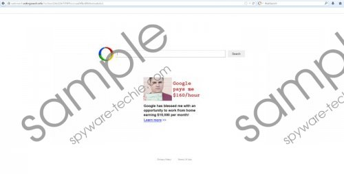 Websearch.exitingsearch.info Removal Guide