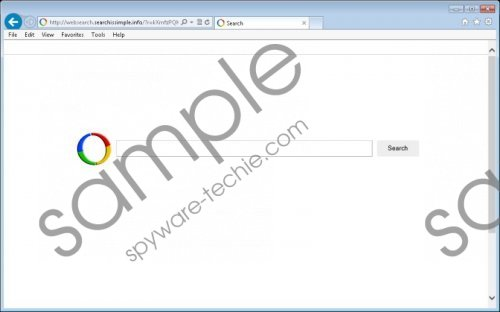 Websearch.SearchisSimple.info Removal Guide