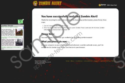 Zombie Alert Removal Guide