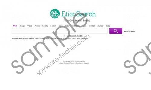 Eticosearch.com Removal Guide