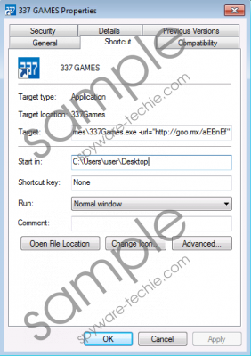 337Games Virus Removal Guide