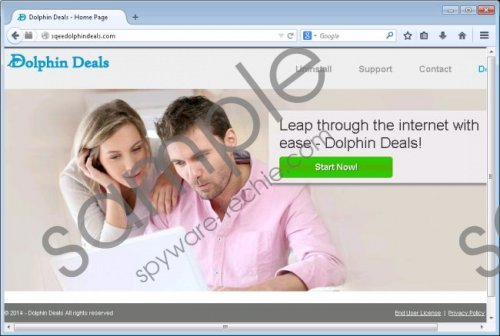 Dolphin Deals Ads Removal Guide