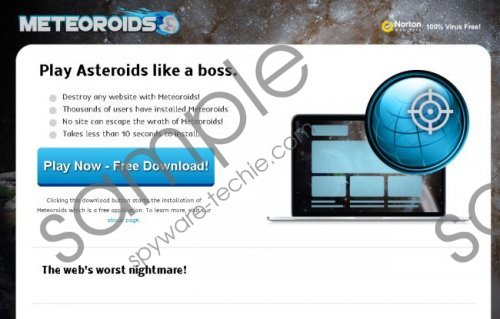 Meteoroids Removal Guide