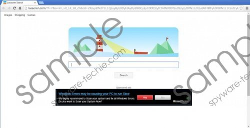 Lasaoren.com Removal Guide
