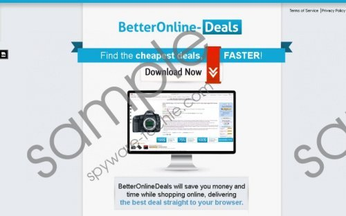 Ads By Betteronlinedeals Removal Guide