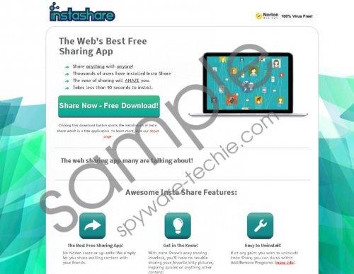 Insta Share Removal Guide