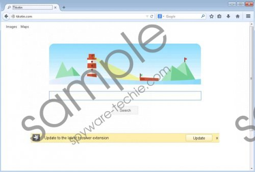 Tikotin.com Removal Guide