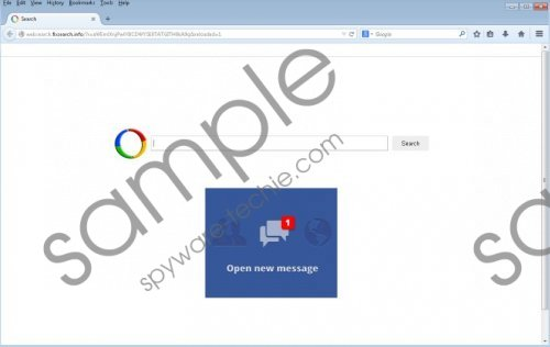 Websearch.fixsearch.info Removal Guide