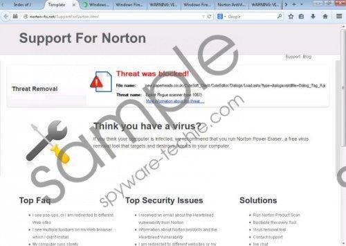 Norton-fix.net Removal Guide