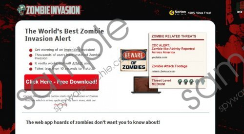Zombie Invasion Removal Guide