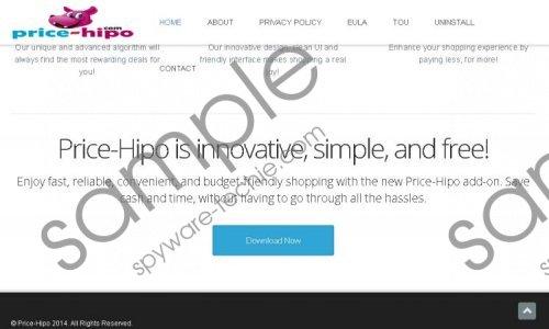 Price-hipo Removal Guide