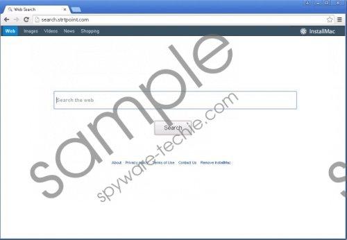Search.strtpoint.com Removal Guide