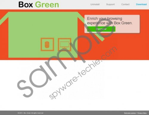 Box Green Removal Guide