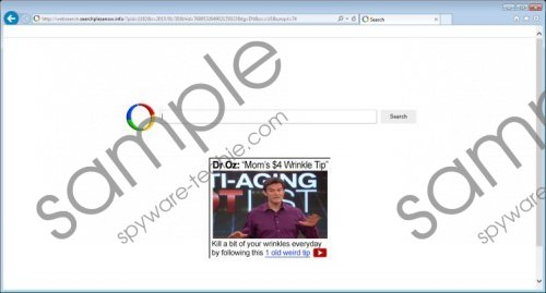 Websearch.searchplazanow.info Removal Guide