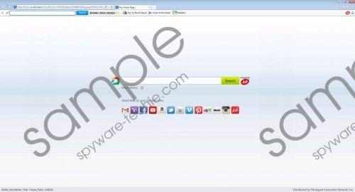 InternetSpeedTracker Toolbar Removal Guide