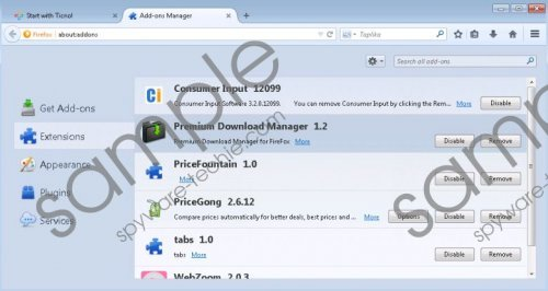 Premium Download Manager Removal Guide