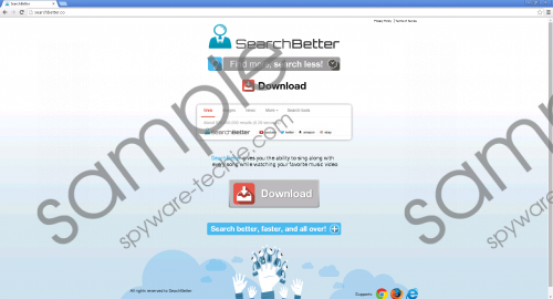 Searchbetter Ads Removal Guide