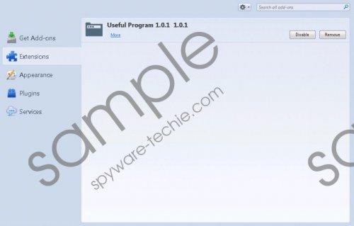 Useful Program Removal Guide