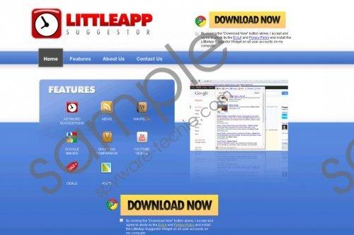 LittleApp Suggestor Removal Guide