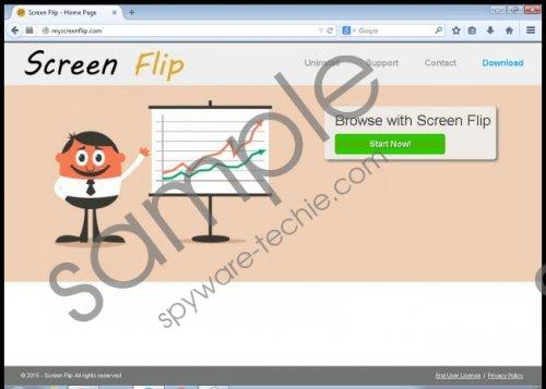 Screen Flip Removal Guide