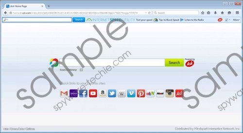 InternetSpeedUtility Toolbar Removal Guide