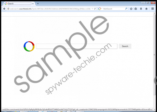 websearch.searchtotal.info Removal Guide