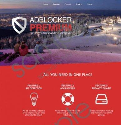 Adblocker Premium Removal Guide