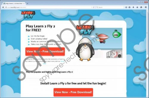 Learn 2 Fly by Rapid Advance Removal Guide